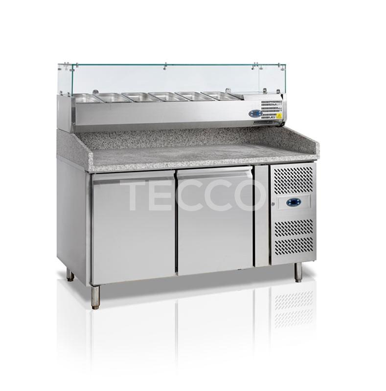 Стол холодильный для пиццы Tefcold PT1200-I