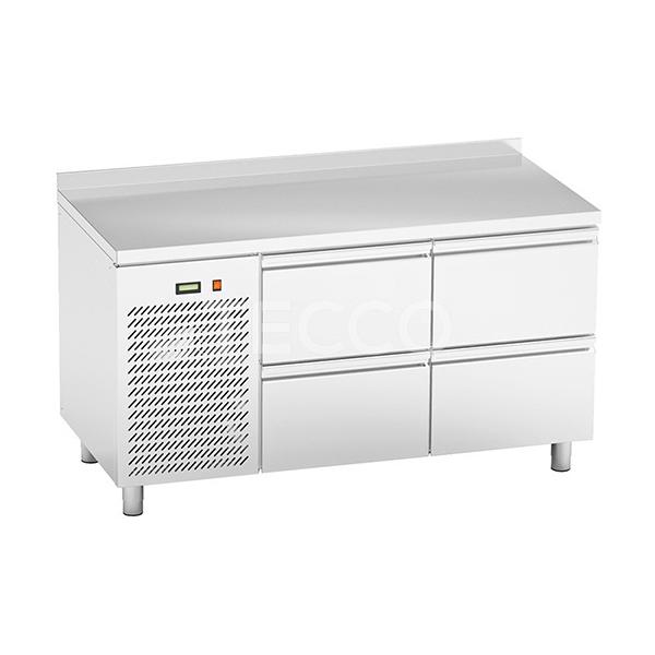 Стол холодильный Orest RT-1.5-6L-4 1500x600