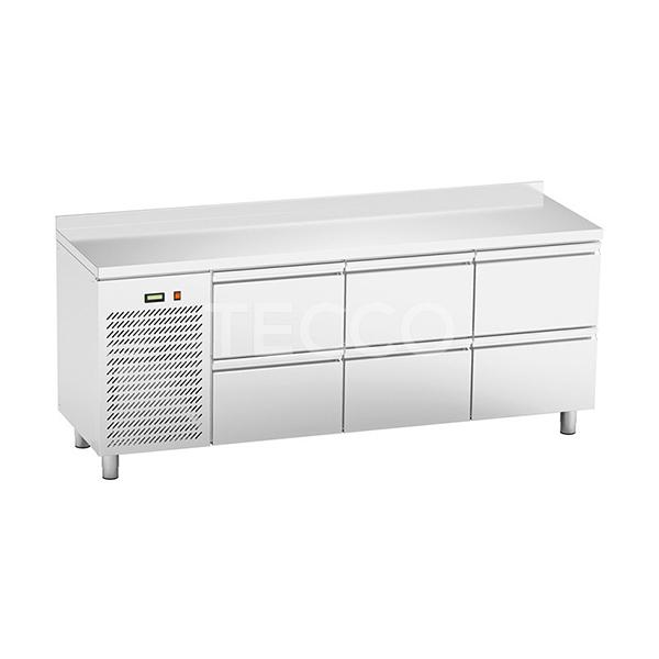 Стол холодильный Orest RT-2-6L-6 2000x600