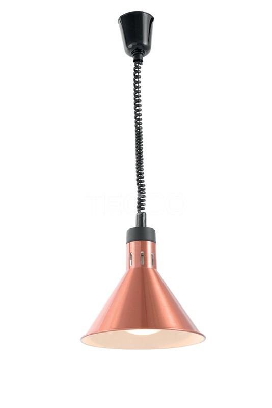 Лампа для подогрева блюд Hendi 273876 медная