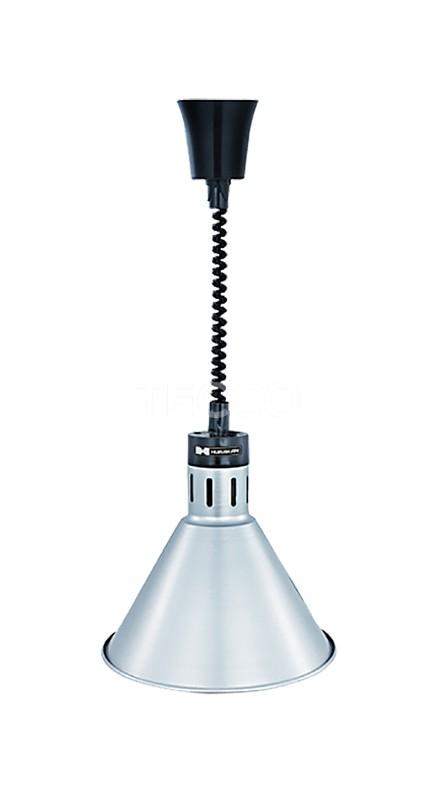 Лампа инфракрасная Hurakan HKN-DL800 серебряная