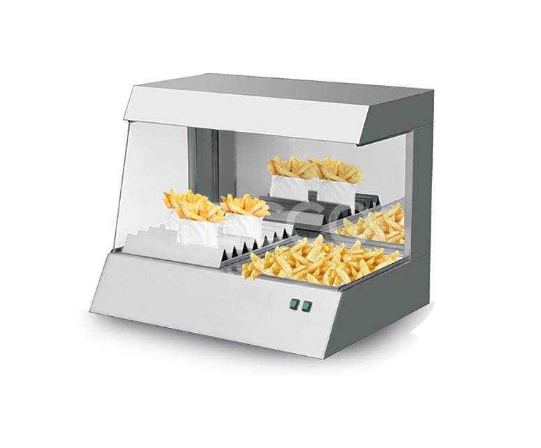 Мармит для подогрева картофеля фри GGM Gastro BWK80