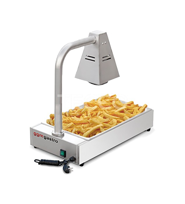Мармит для подогрева картофеля фри GGM Gastro WBK366-1
