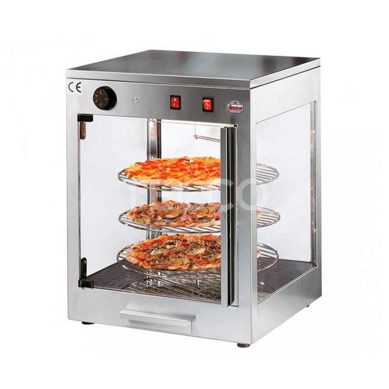 Витрина тепловая Sirman Vetrinetta Pizza D 38
