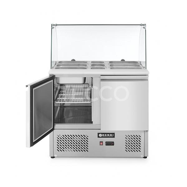 Стол холодильный саладетта Hendi 236185