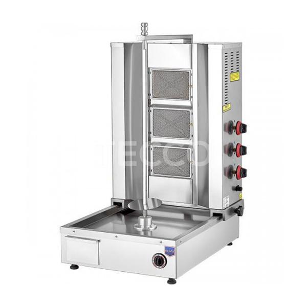 Аппарат для шаурмы газовый Remta DT04 LPG