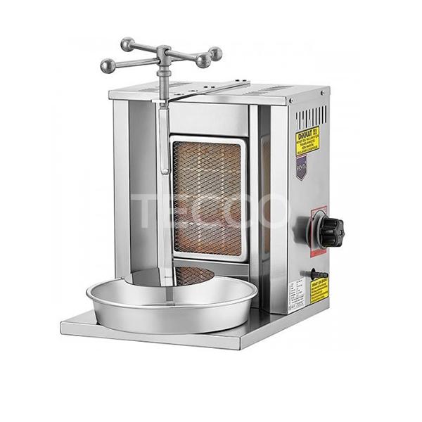 Аппарат для шаурмы газовый Remta D10 LPG