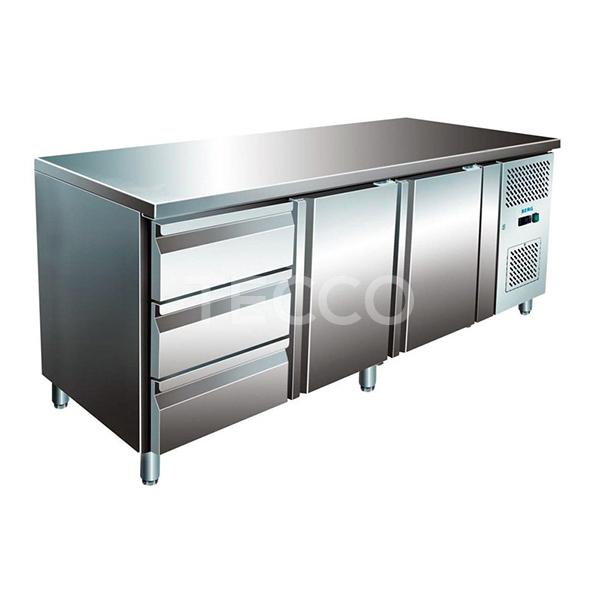 Стол холодильный Berg GN3230TN