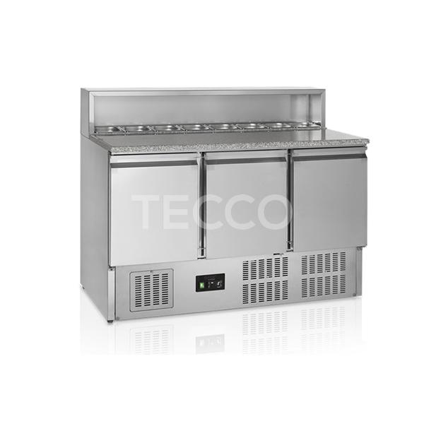 Стол холодильный для пиццы Tefcold GP93-I