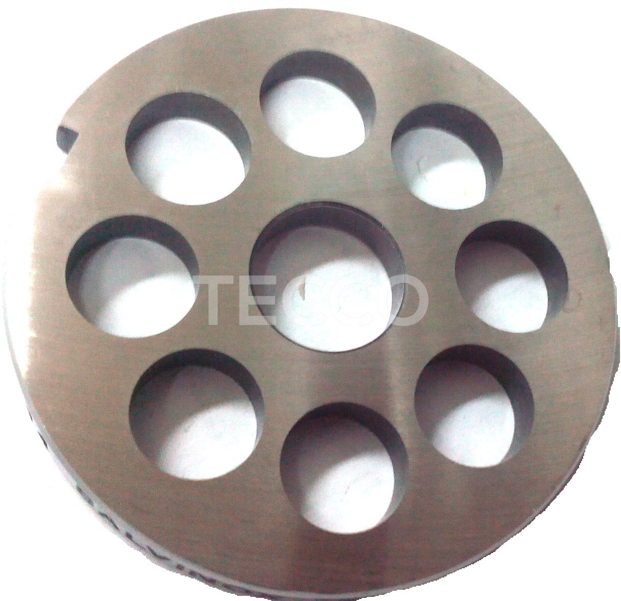 Решетка 14 мм для мясорубки модели 12 (R/70) системы Unger