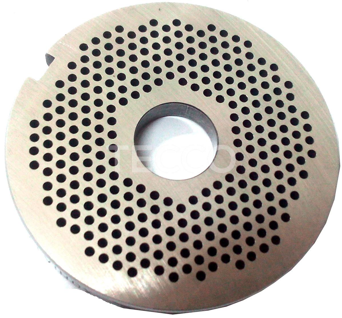 Решетка 2 мм для мясорубки модели 12 (R/70) системы Unger