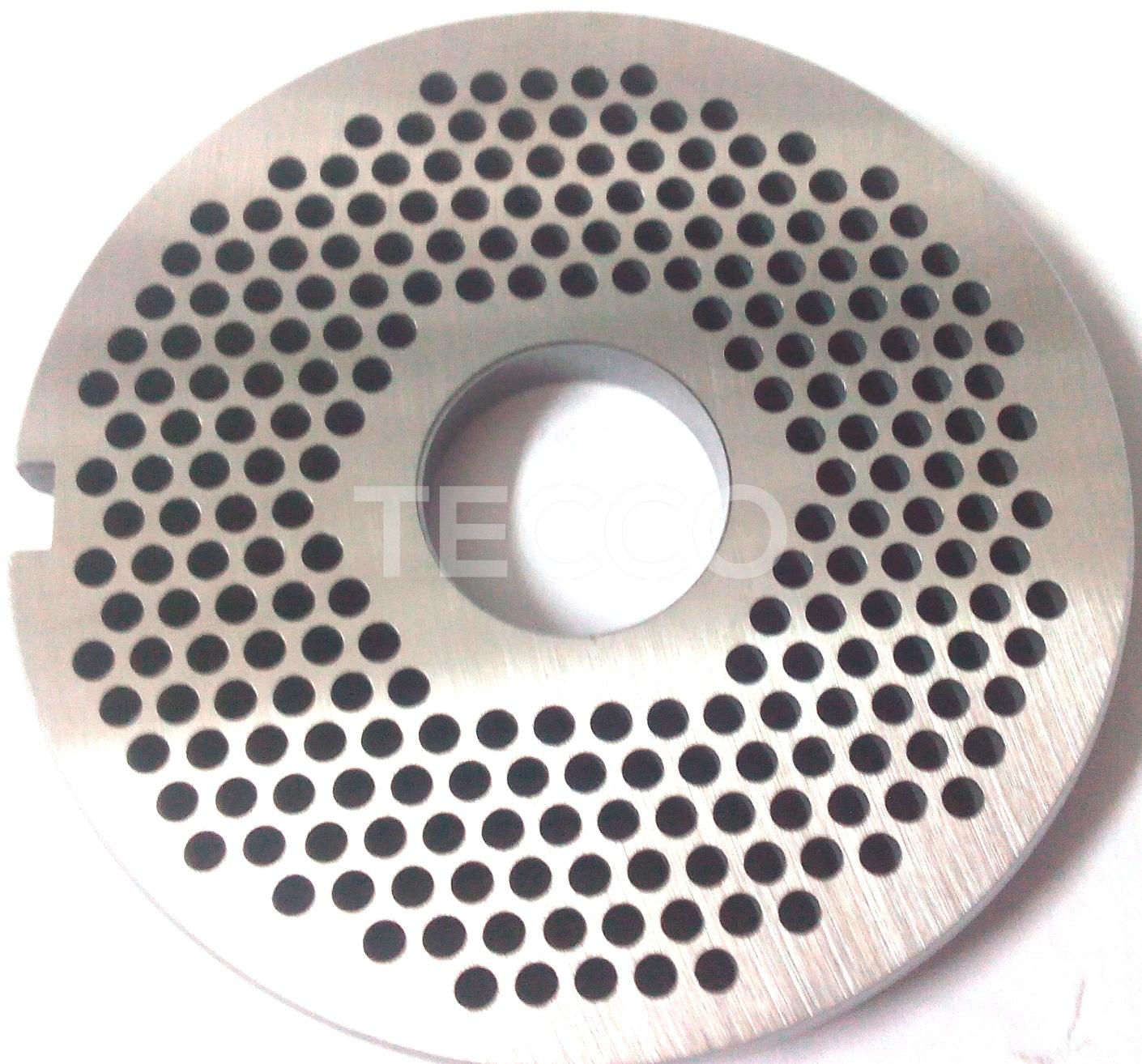 Решетка 3 мм для мясорубки модели 22 (H/82) системы Unger