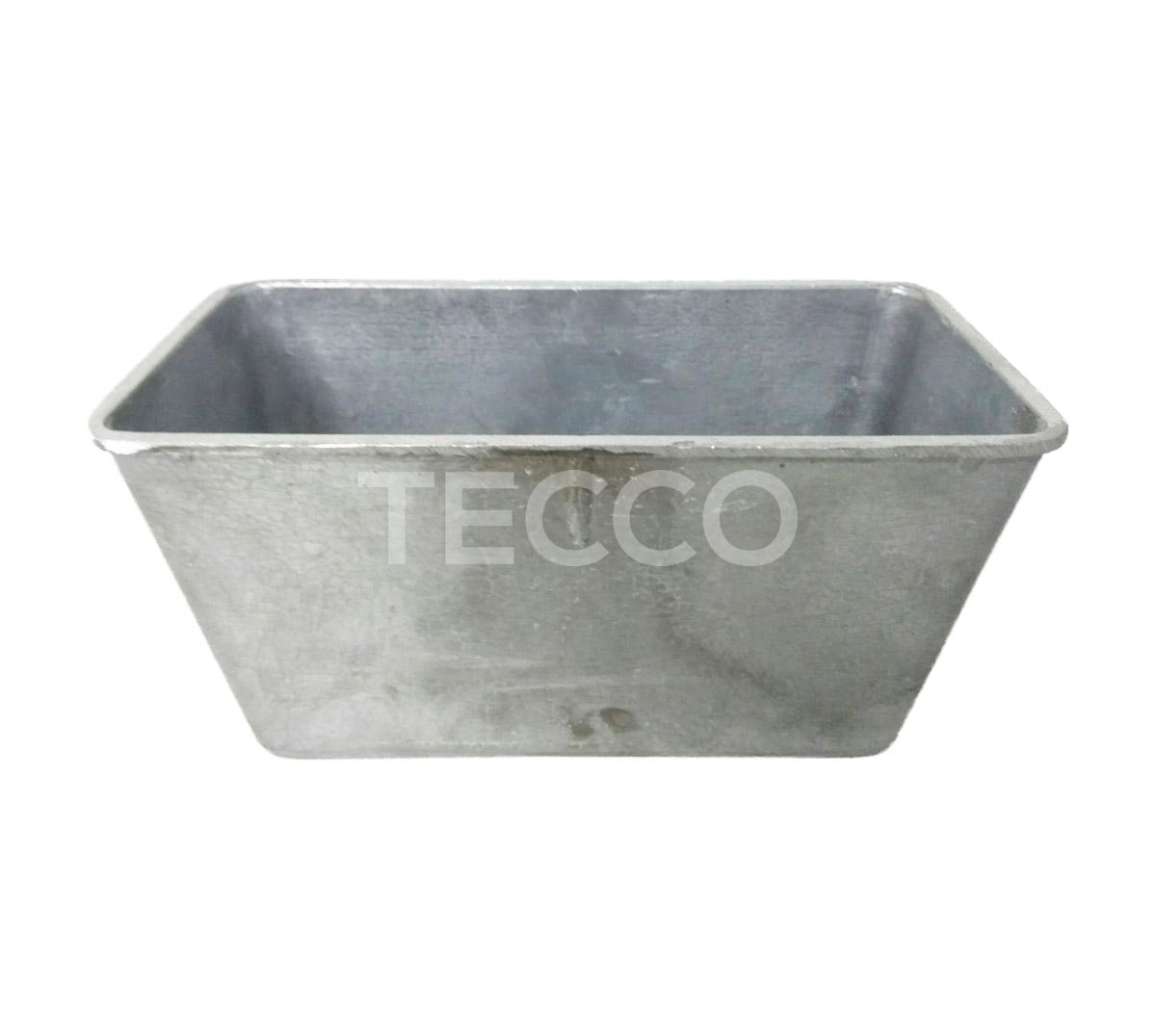 Форма хлебная Tecco №10 215x105x105