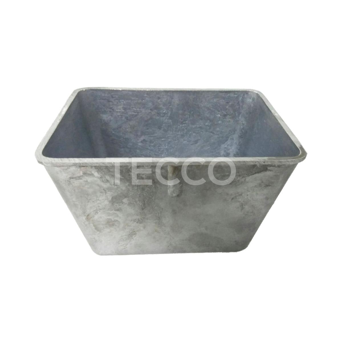 Форма хлебная Tecco №11 146x101x100