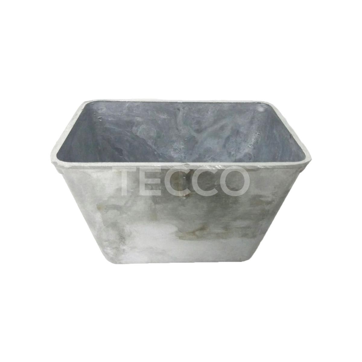 Форма хлебная Tecco №11а 157x99x112