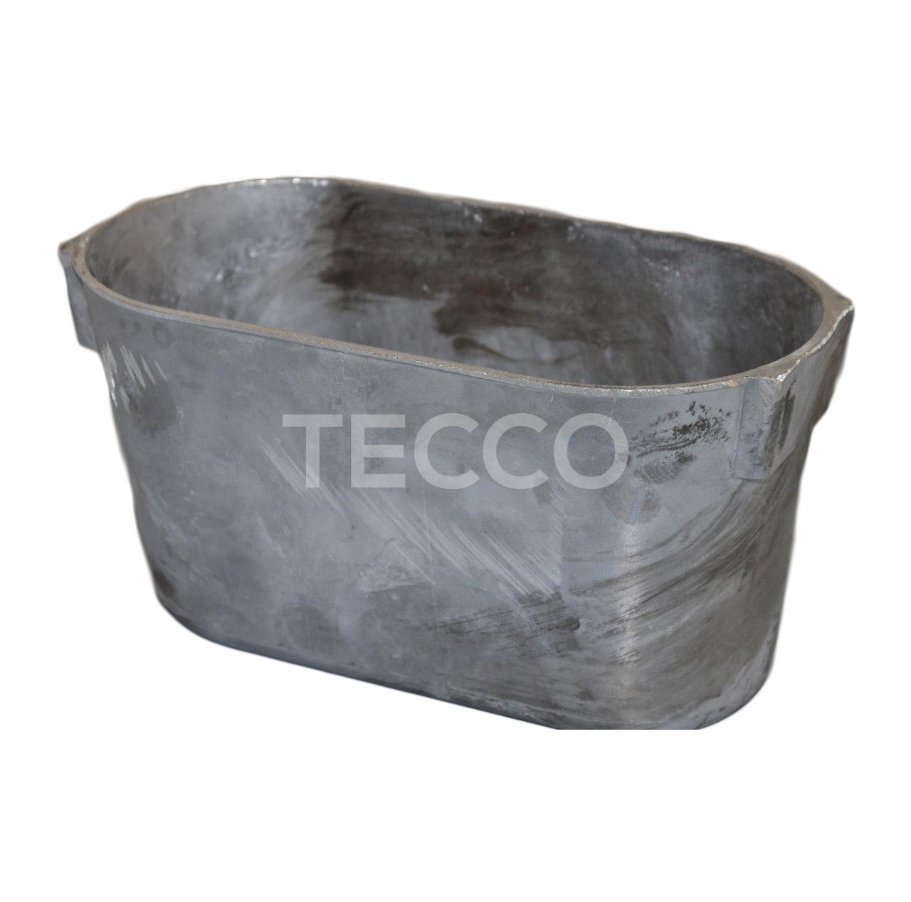 Форма хлебная Tecco «Пшеничная» 150x90x65