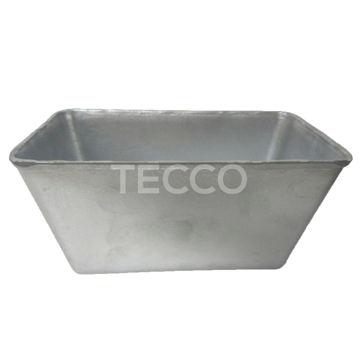Форма хлебная Tecco №7 220х110х115