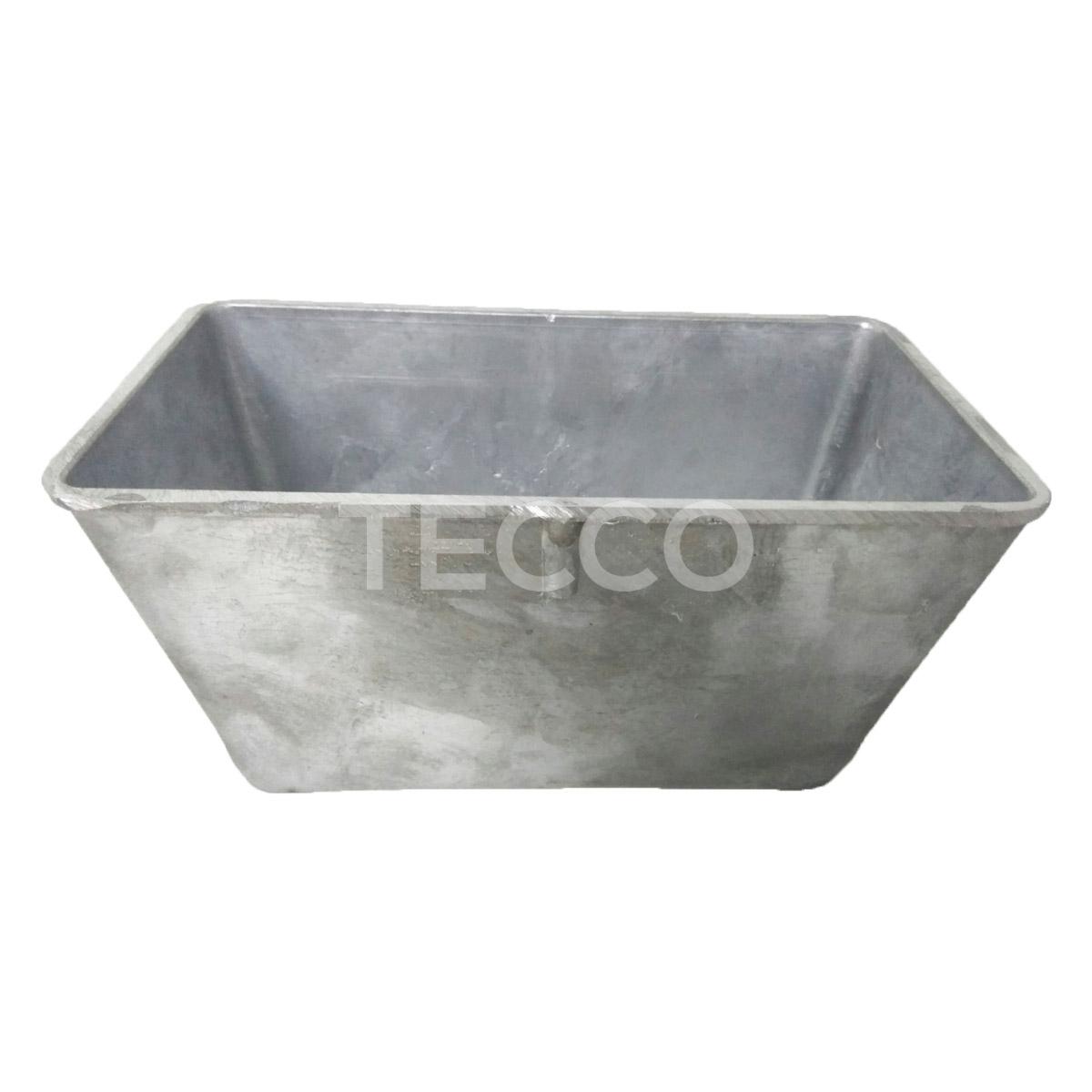 Форма хлебная Tecco «Роменская» 211х115х113