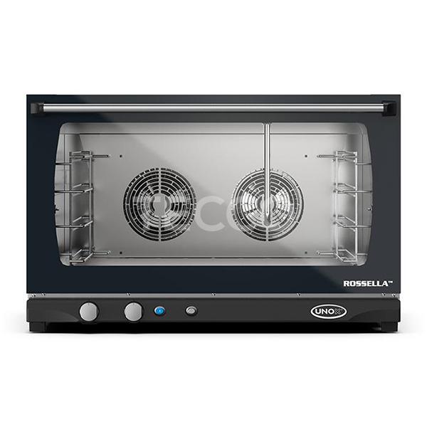 Печь пекарская конвекционная 4 х 600х400 Unox XFT 193 Rossella