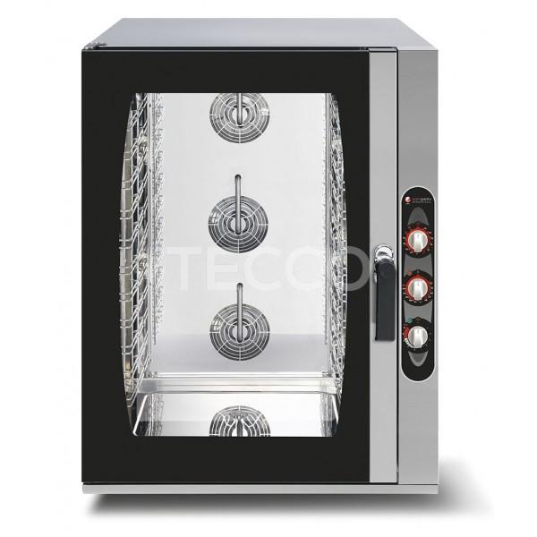 Печь конвекционная 10 x 600х400 GGM Gastro HENV10