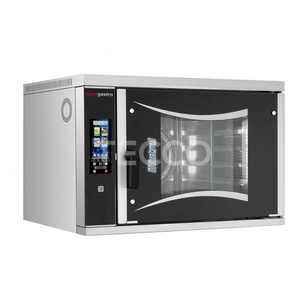 Печь конвекционная 6 x 600x400 GGM Gastro GHLB664