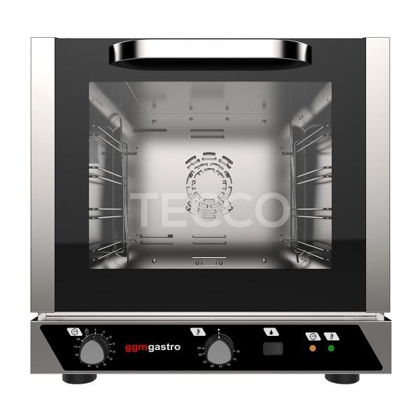 Печь конвекционная 4 x 429x345 GGM Gastro EHTE565