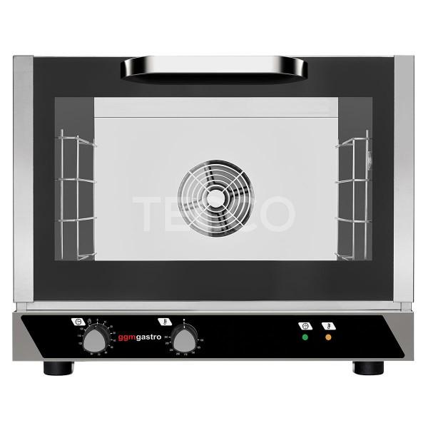 Печь конвекционная 4 x 600х400 GGM Gastro EHTE776