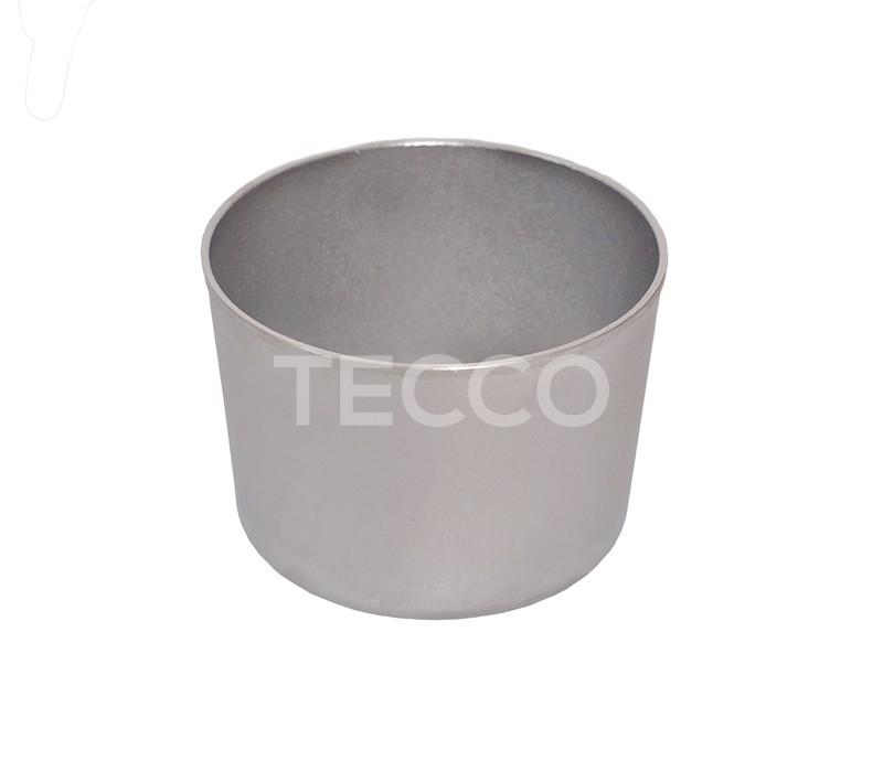 Форма для кулича Tecco Цилиндр 167х143х110