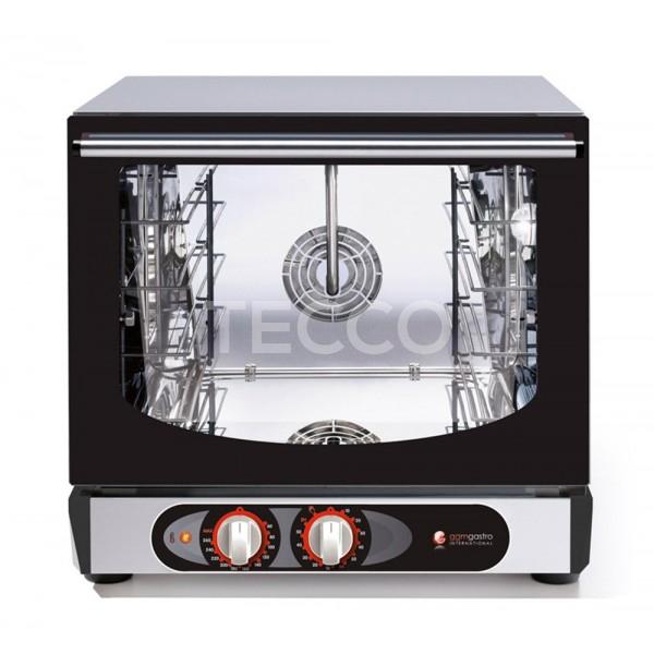 Печь конвекционная 4 x 450x340 GGM Gastro HV580-2