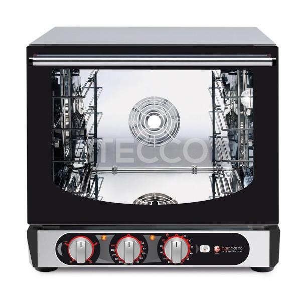 Печь конвекционная 4 x 450x340 GGM Gastro HV580-6