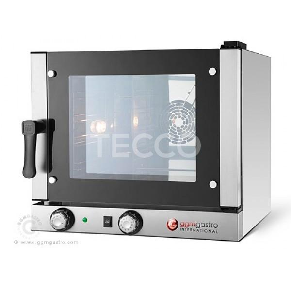 Печь конвекционная 4 x 460x330 GGM Gastro HB443M