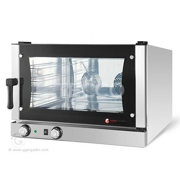 Печь конвекционная  4 x 600Х400 GGM Gastro HB464M