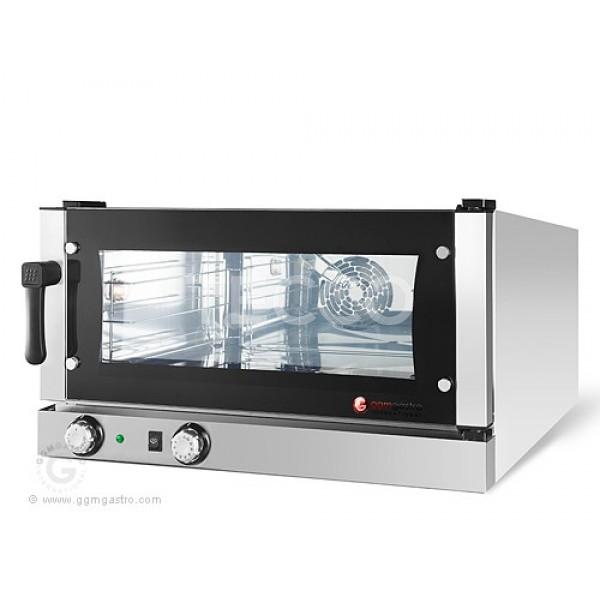 Печь конвекционная 3 x 600Х400 GGM Gastro HB364M