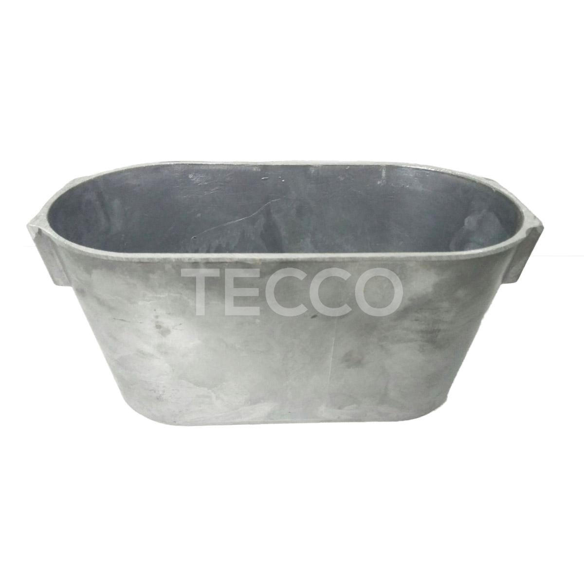 Форма хлебная Tecco «Кременчугская» 217х106х115