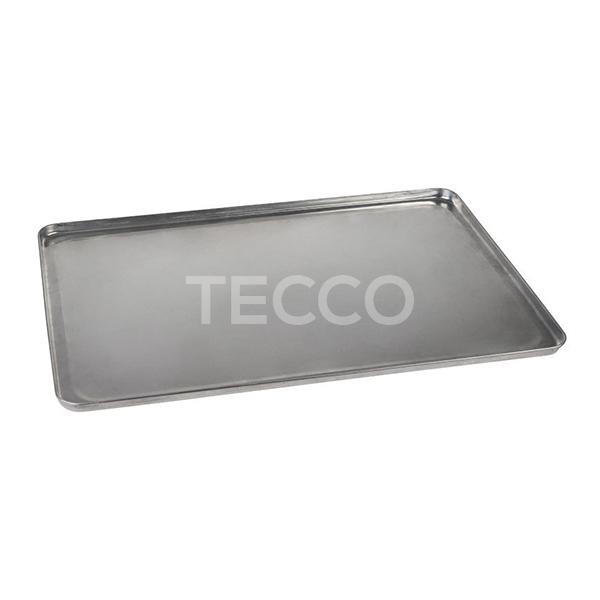 Противень алюминиевый гладкий Tecco 600х400х20