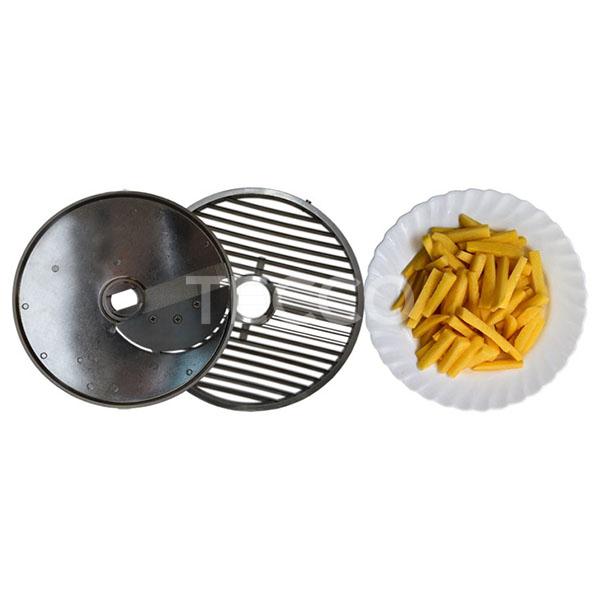 Набор дисков для картофеля фри для Торгмаш МПО-1