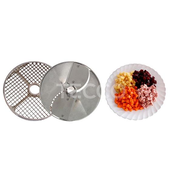 Набор дисков для кубиков для Торгмаш МПО-1 10х10х10 мм