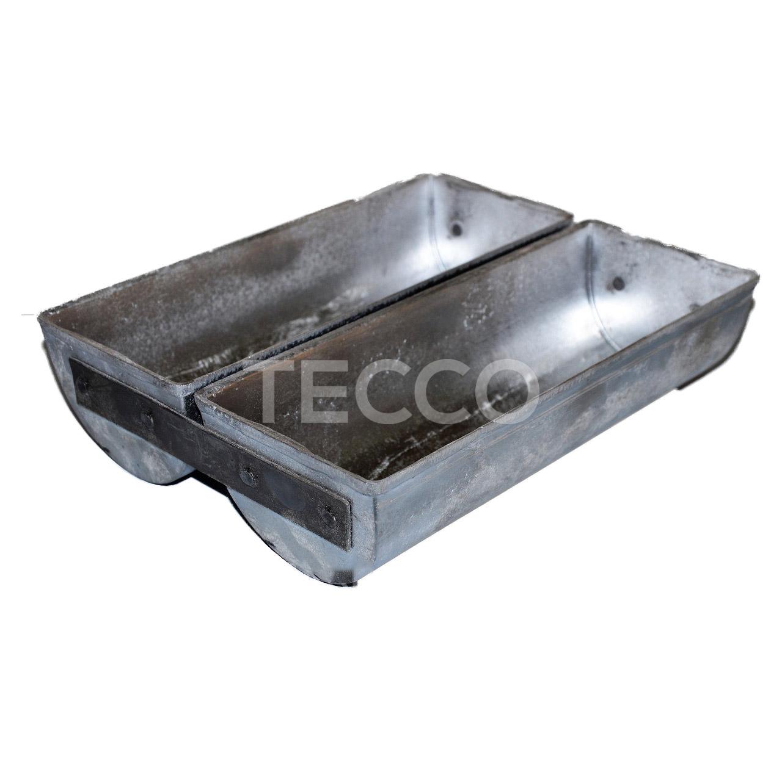 Форма хлебная Tecco «Полено» 275x102x65
