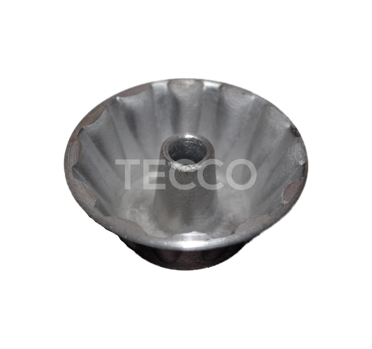 Форма хлебная Tecco «Ромовая бабка» 50x115x60