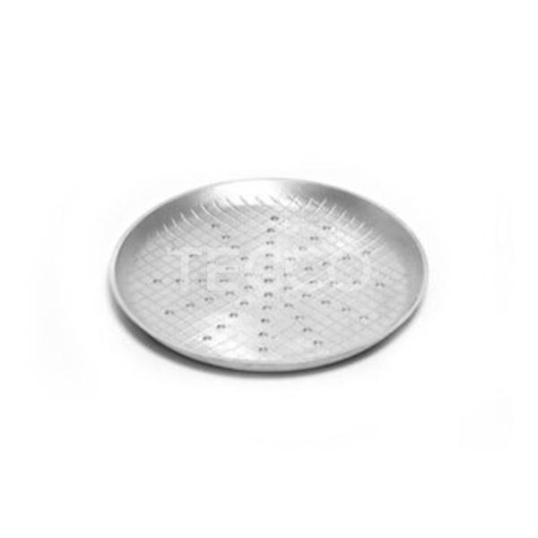 Форма для выпечки пиццы перфорированная Tecco 210х18