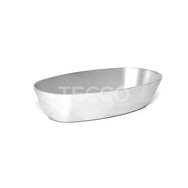 Форма овальная хлебная Tecco Подольская 320х175х70