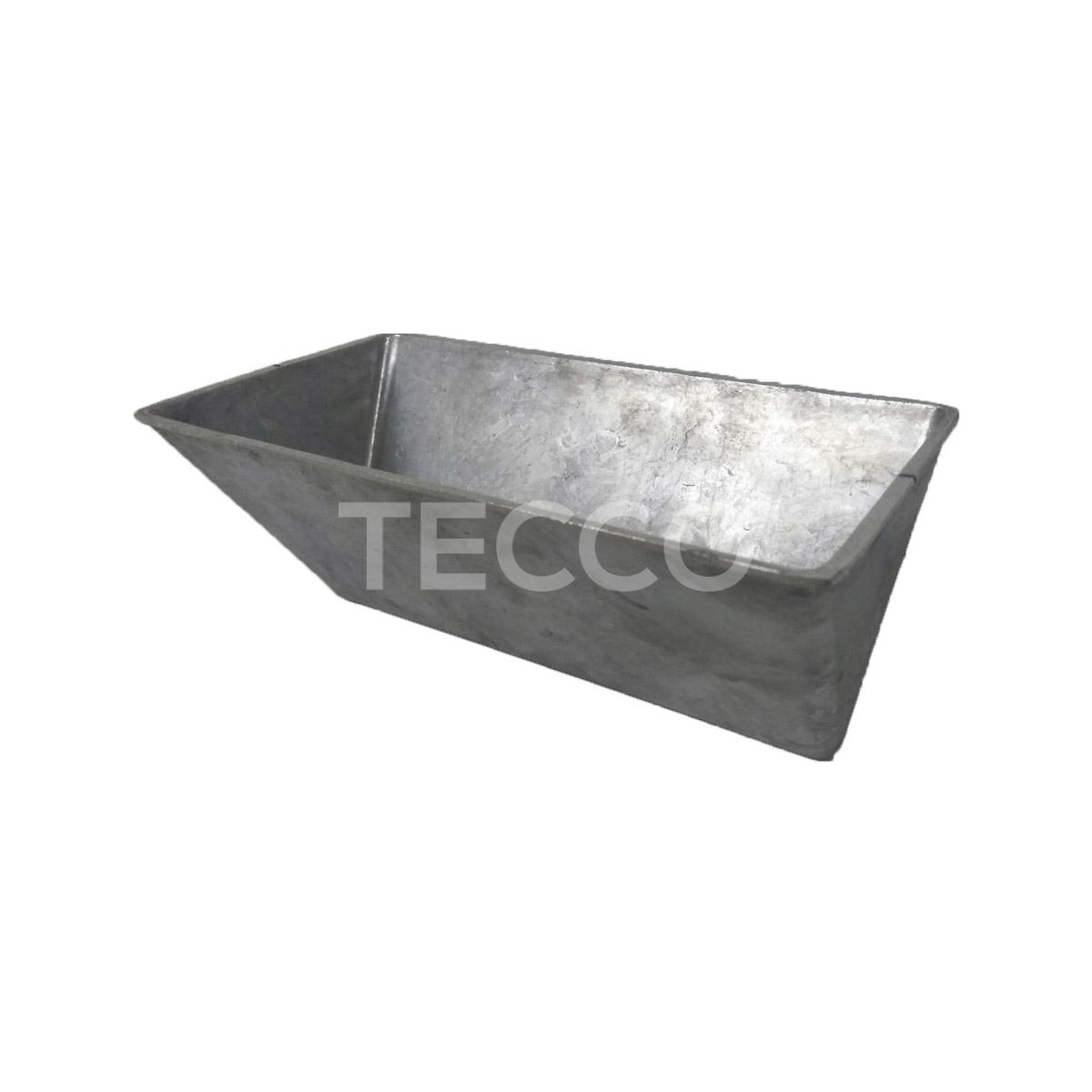 Форма хлебная Tecco «Бутербродная» 227x117x92