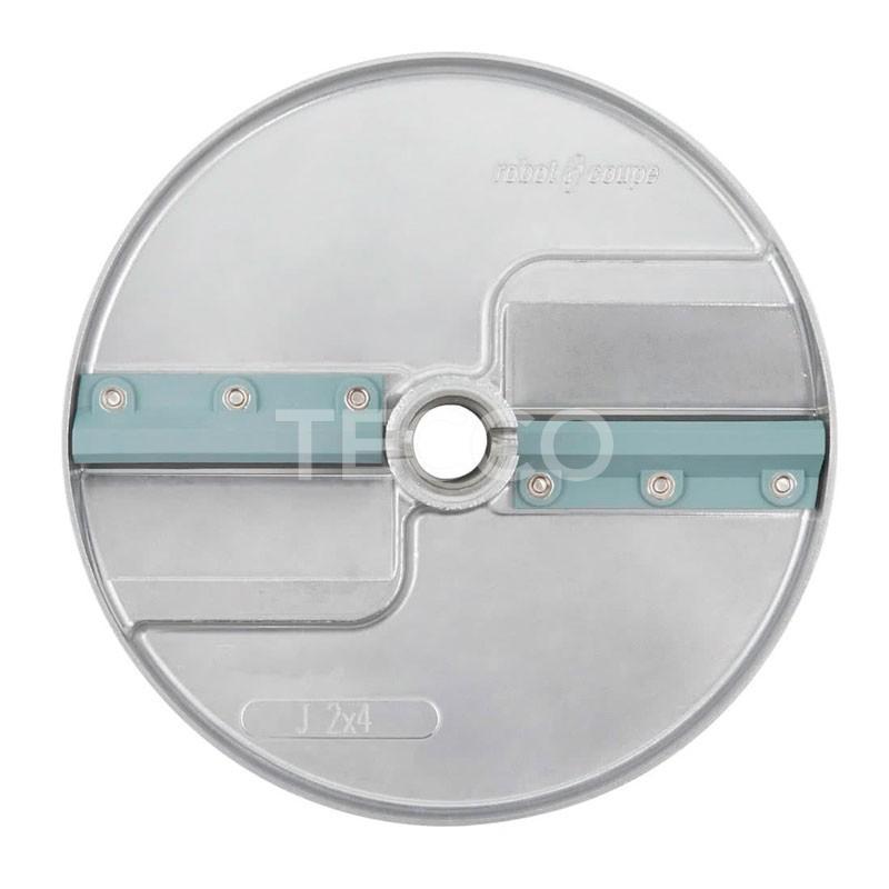 Диск для овощерезки Robot Coupe 27072 соломка 2х4 мм