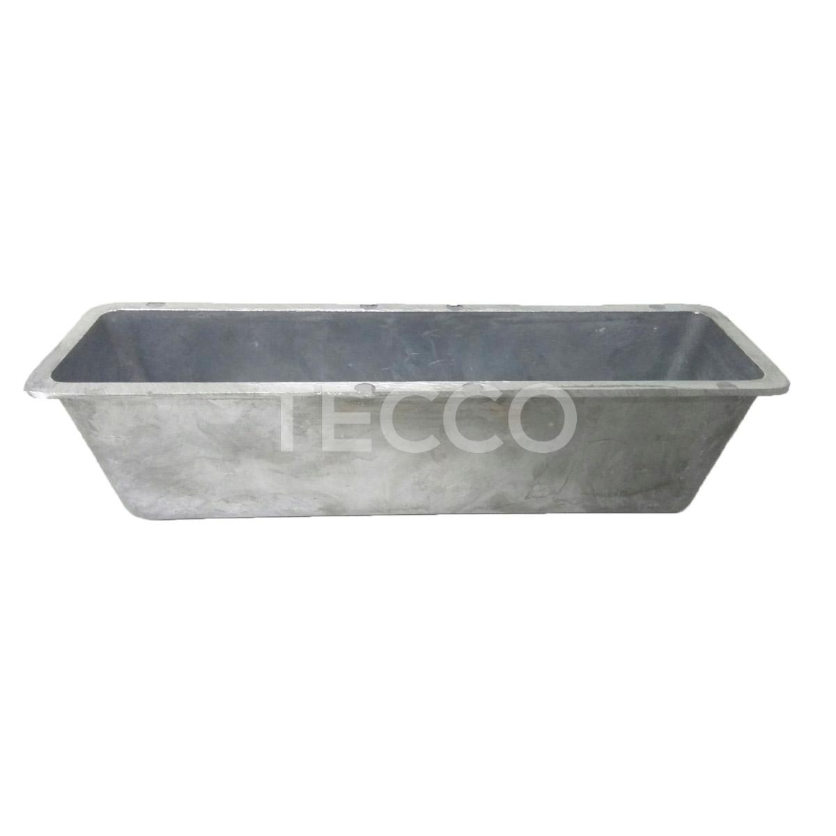 Форма хлебная Tecco «Тостерная» 284x81x75