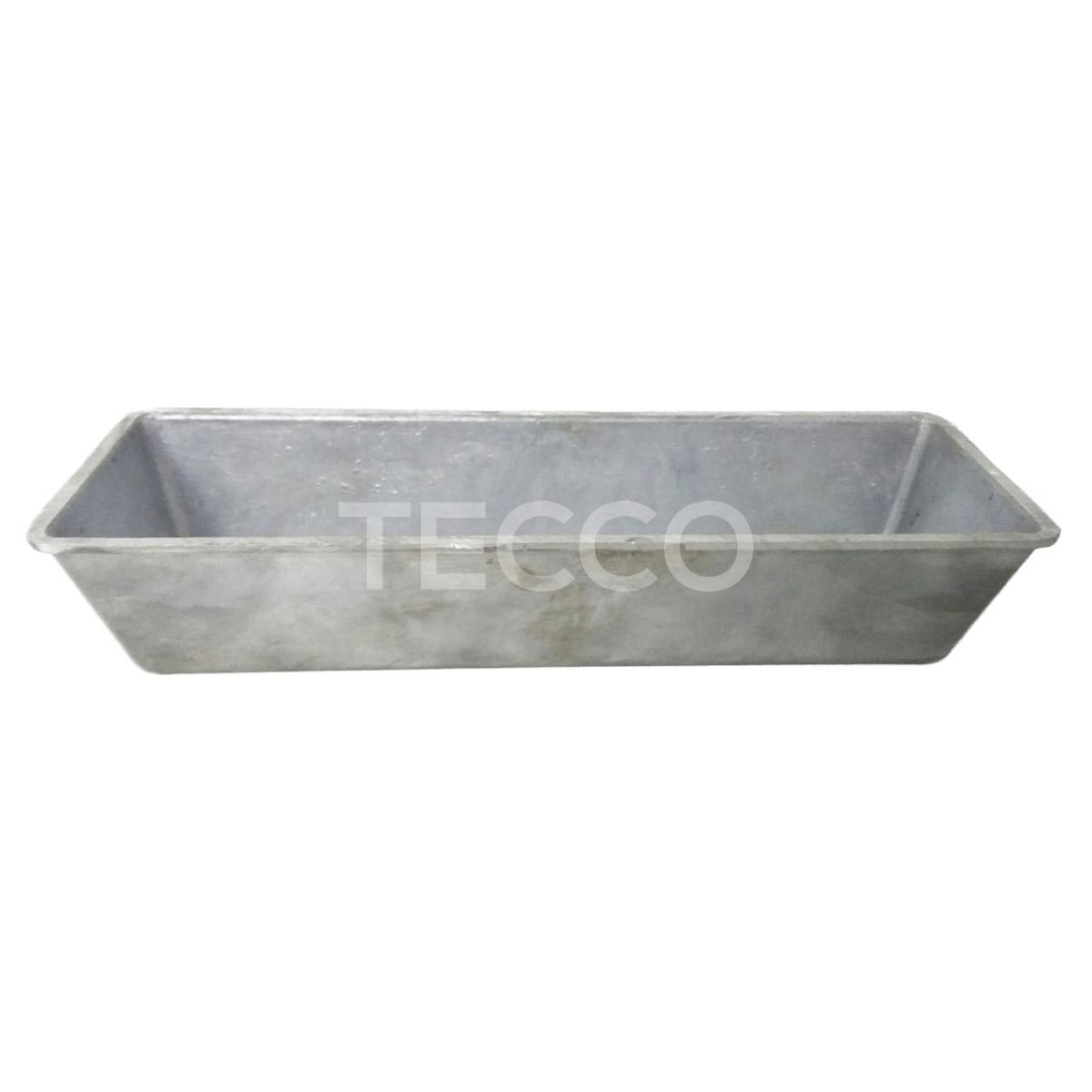 Форма хлебная Tecco «Тостерная-3» 272x88x58