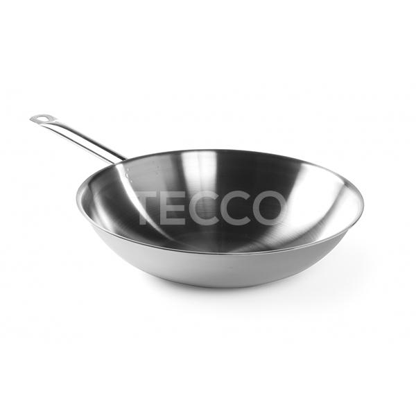Сковорода WOK без крышки Hendi 839003