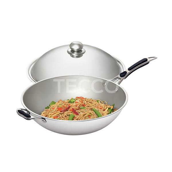 Сковорода нержавеющая WOK Bartscher IW35 105981