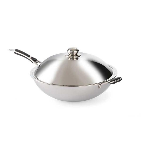 Сковорода WOK Hendi 239773