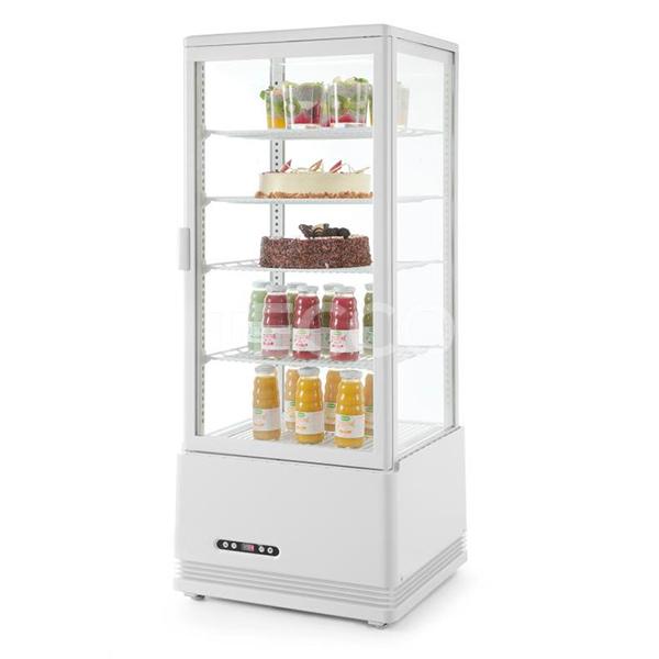 Шкаф холодильный настольный Frosty FL-98 белый