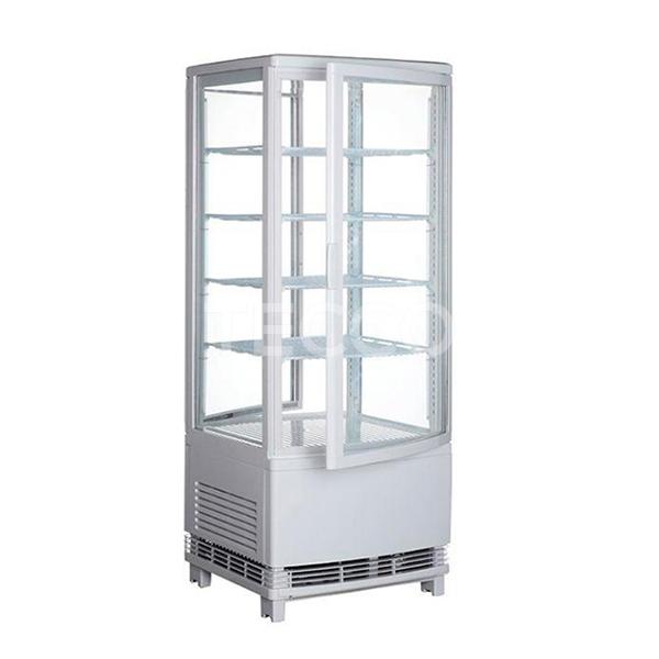 Шкаф холодильный настольный Frosty FL-98R белый